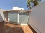 Amplio trastero lavadero en terraza